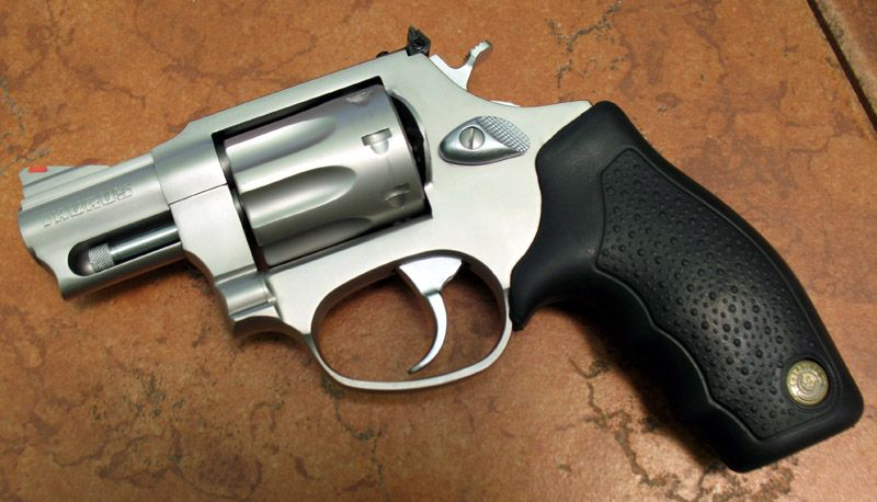 38 snub nose, the perfect conceal-carry     ((carried by