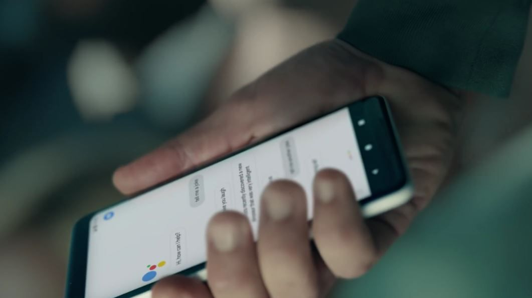 Google Assistant on Pixel 2 is not detecting audio from lock screen