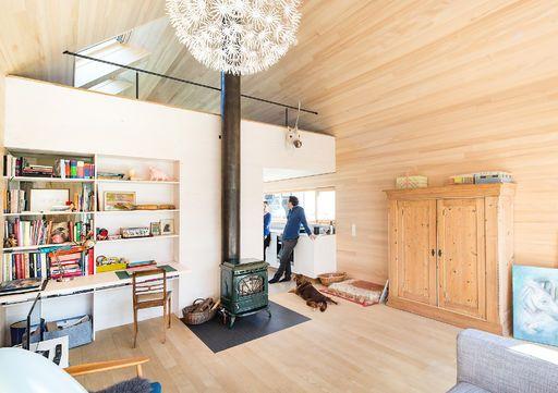 Haus für Julia Vorarlberger Holzbaukunst Haus und