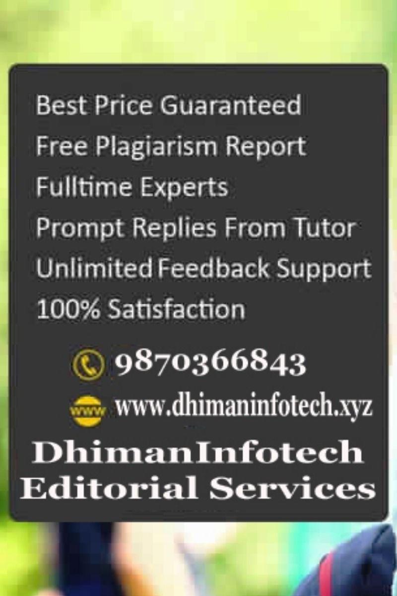 Dissertation proofreading service best