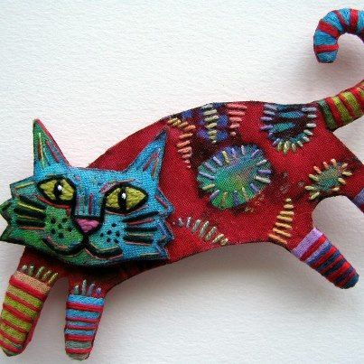 Image result for FABRIC BROOCHES
