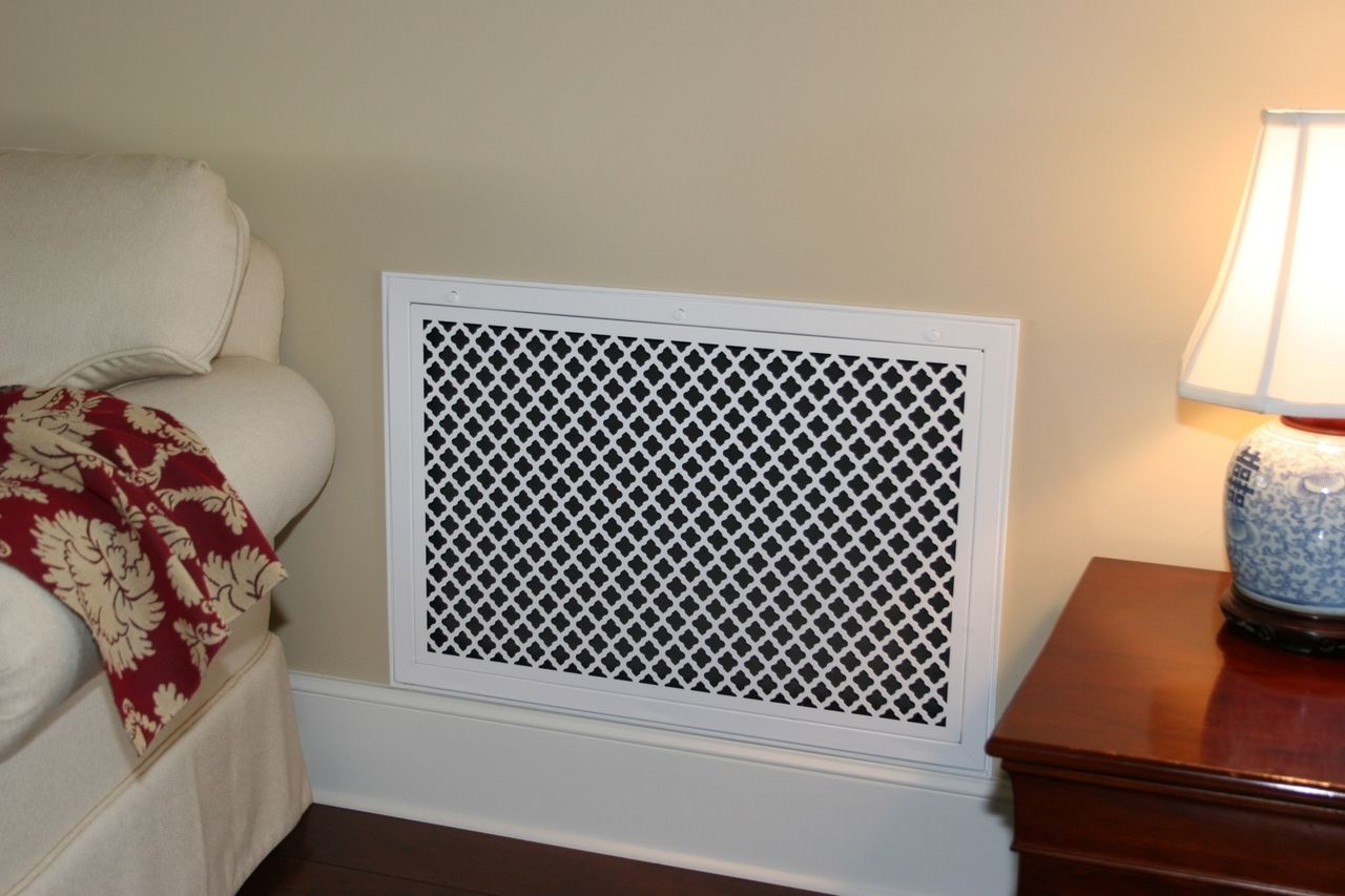 Tuscan Steel Designs Bronze Series Air Return Filter