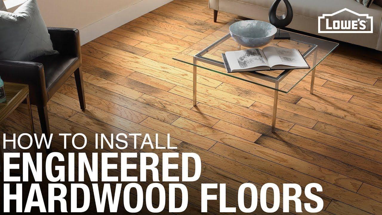 3 Methods for How To Install Engineered Hardwood Flooring