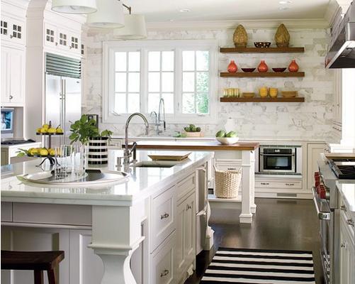 Clean Kitchen. Clean. I love clean.