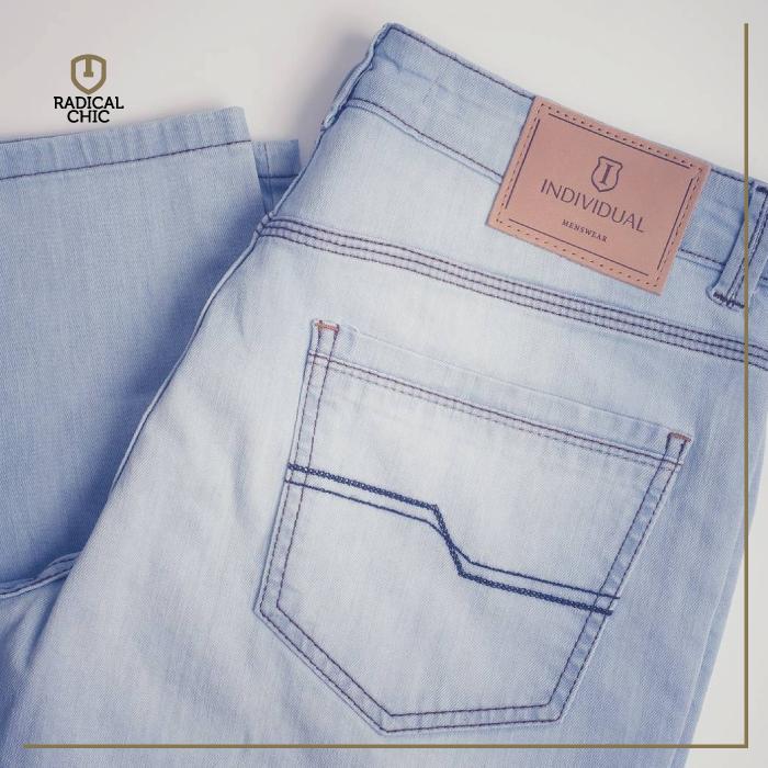 O Jeans #Individual é feito para o homem contemporâneo  Moderno e despojado.  #JeansIndividual #EstiloIndividual #DetailsIndividual #RadicalChic