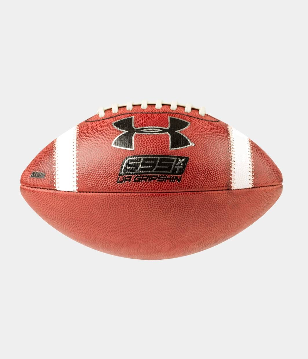 Ua Notre Dame 695xt Leather Game Ball Football Under Armour Us