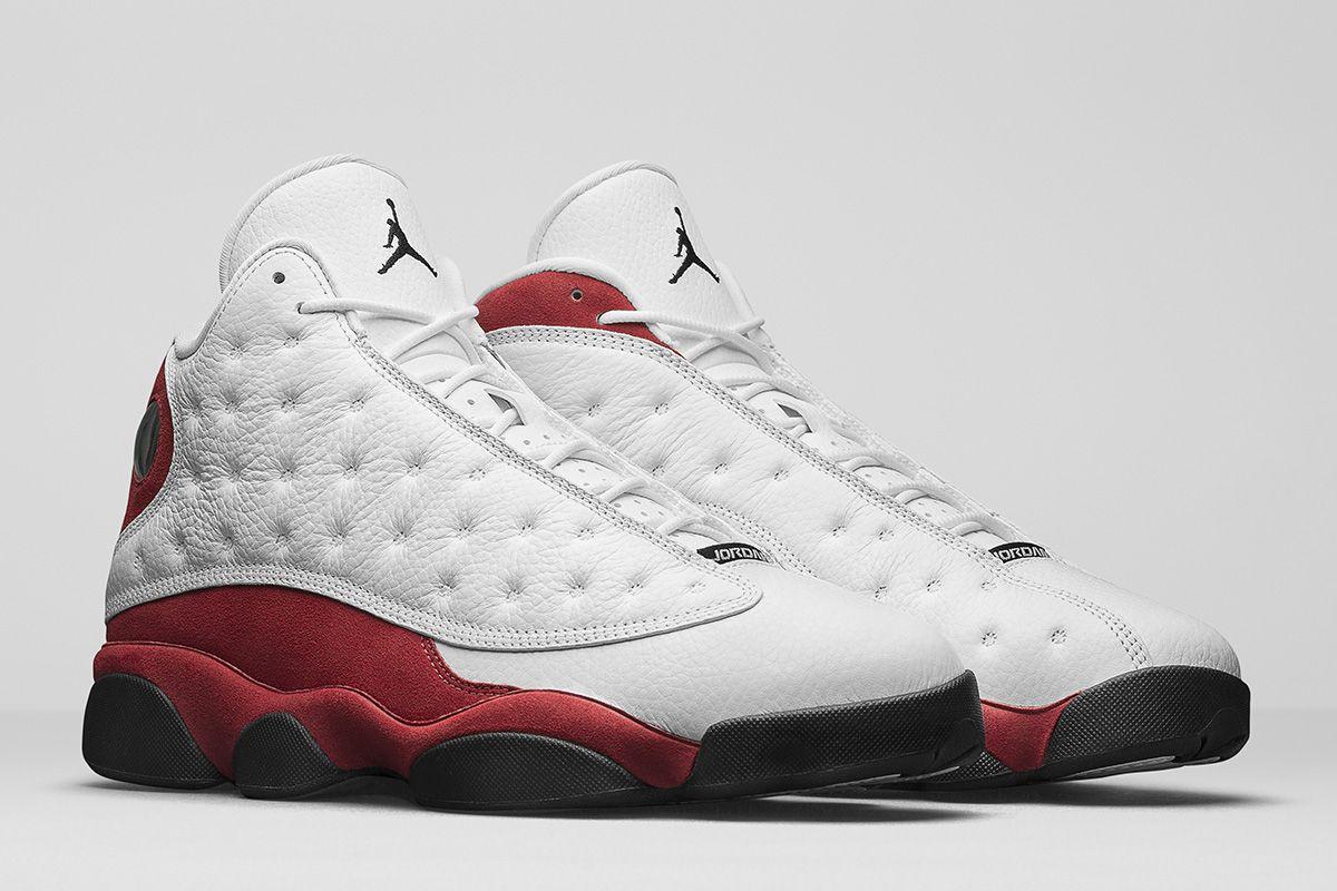 Air Jordan 13 Retro Returning in OG White Red (Official Pictures) - EU  Kicks  Sneaker Magazine b7713e410d