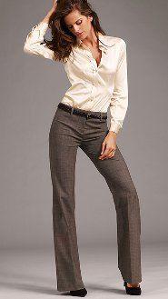 Women's Dress Pants: Editor, Columnist Slacks for Women