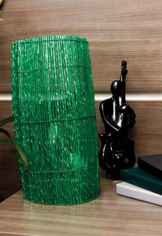 Shade Of Pet Bottles This Tutorial Could Be Used To Make Your Own