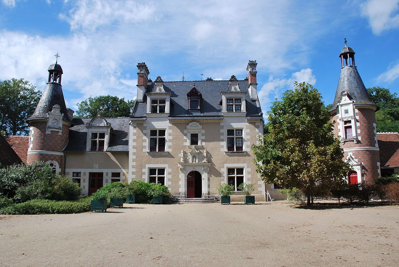 Loir Et Cher Cheverny Chateau De Troussay Canape Jardin Canape Pour Petit Salon Salon De Luxe