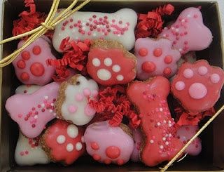 Valentine S Day Dog Treats By Signature Bonz Purebred Breeders