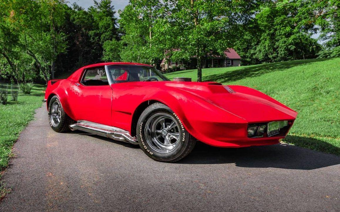 Custom Vette: 1970 Chevrolet Corvette | Barn Finds