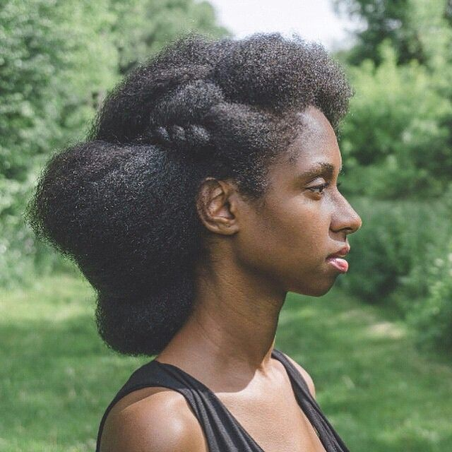 How to Transition from Relaxed to Natural Hair In 7 Steps | Locs ...