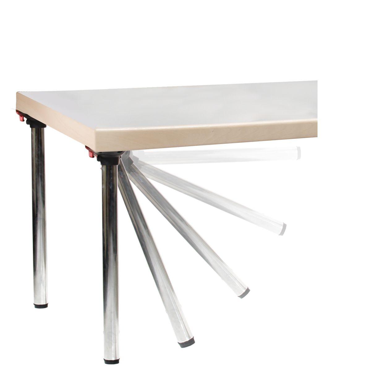 besprechungstisch seminartisch klapptisch meto solo cs. Black Bedroom Furniture Sets. Home Design Ideas