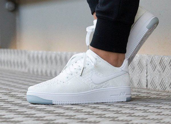 reputable site a0eca a1a05 Nike Air Force 1 Flyknit Low post image