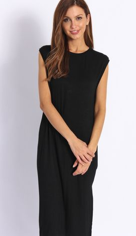 Dream Shadow Oversized Dress in Black $39.99 Click>http://www.popcherry.com.au/new-arrivals/