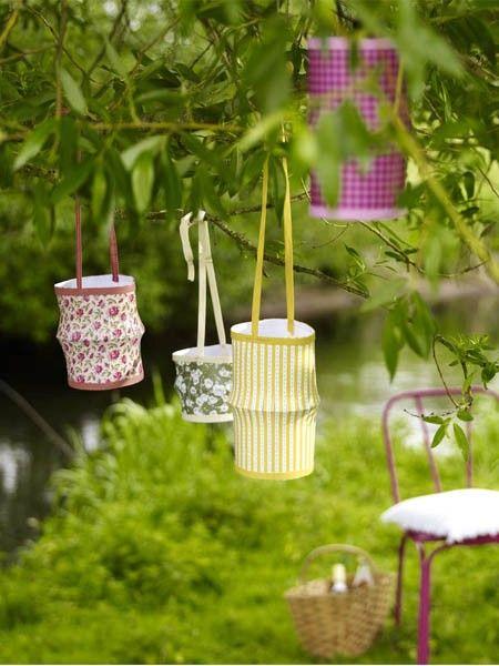 Stimmungsvolle gartenbeleuchtung alternative ideen f r eine sch ne atmosph re gartenparty - Gartenparty beleuchtung ...