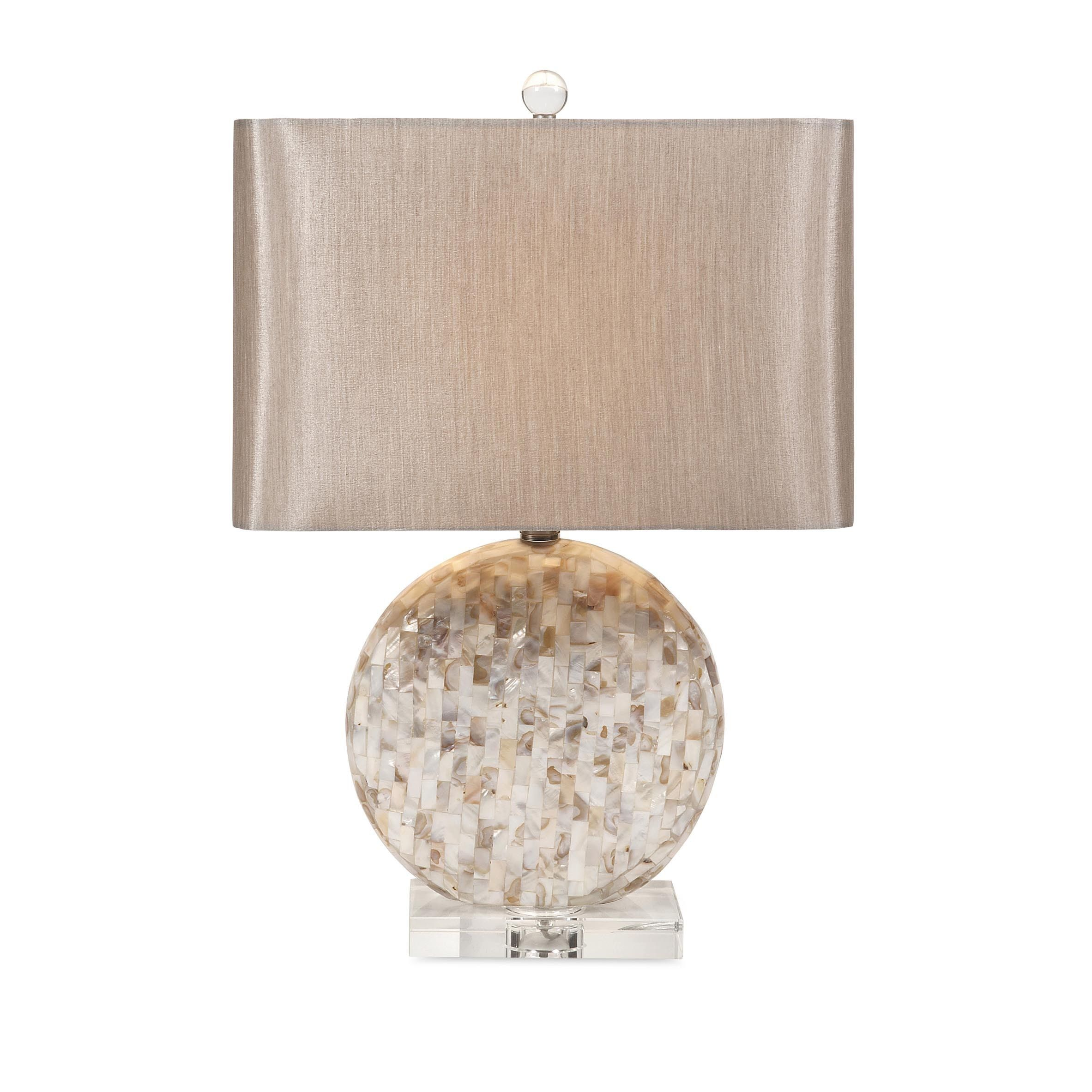 Imax whitney mother of pearl table lamp table lamps brown imax whitney mother of pearl table lamp table lamps brown crystal aloadofball Image collections