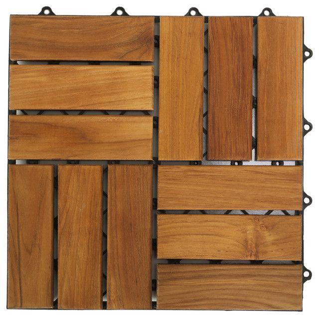 The Fabulous Click Together Wood Flooring Cortesi Home U Snap Interlocking Floor Tiles In Solid