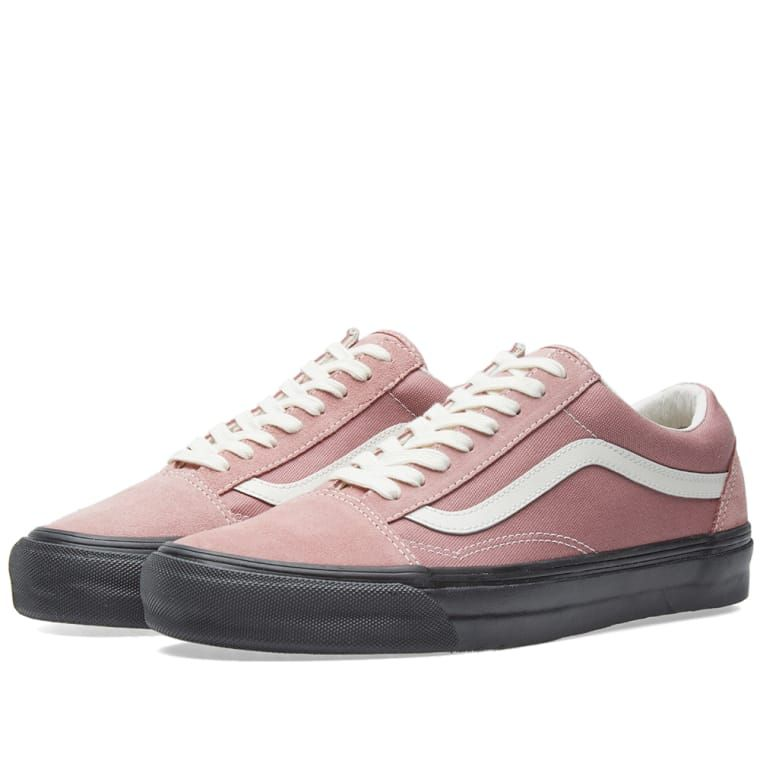 super popular 22c55 d0acf Vans Vault OG Old Skool LX (Ash Rose  Black)  END.