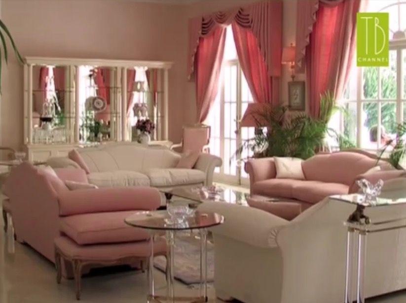 pinnene flournoy on pink  rose gold room design's