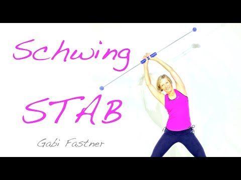 Photo of 20 min. Figur-Workout mit dem Schwingstab