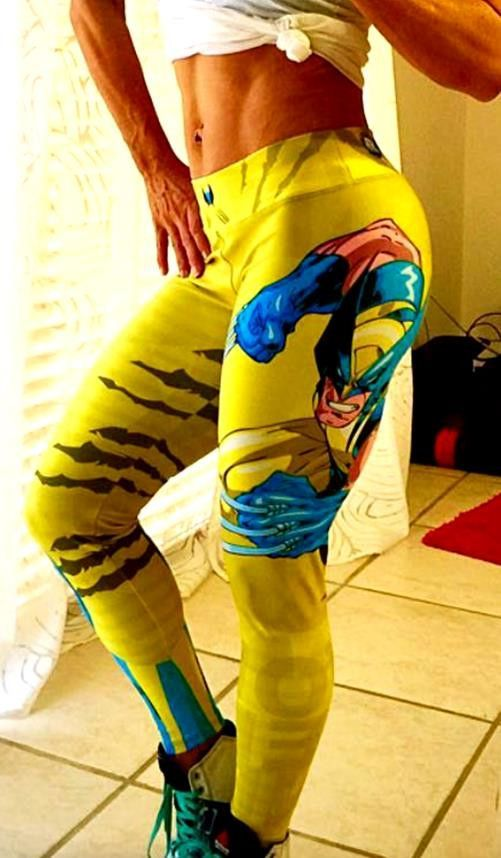 2922ee2da0 S2 Activewear - Classic Wolverine Leggings - Roni Taylor Fit - 4 ...