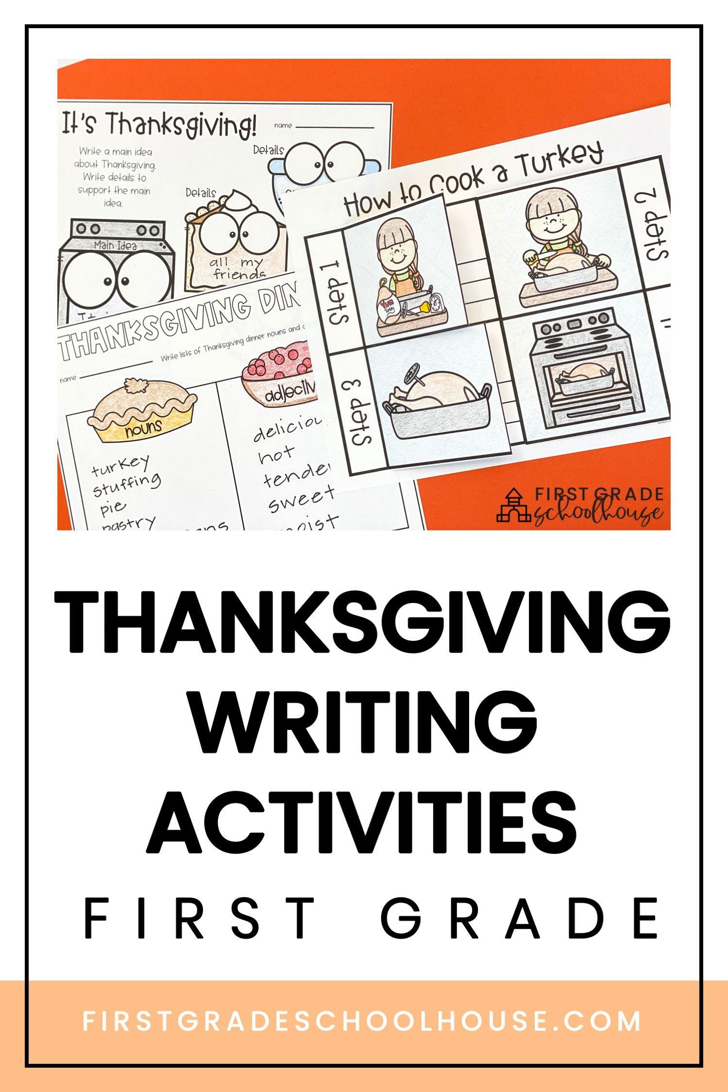 Thanksgiving Writing Activities Prompts First Grade Thanksgiving Writing Thanksgiving Writing Activity Writing Activities [ 2249 x 1499 Pixel ]