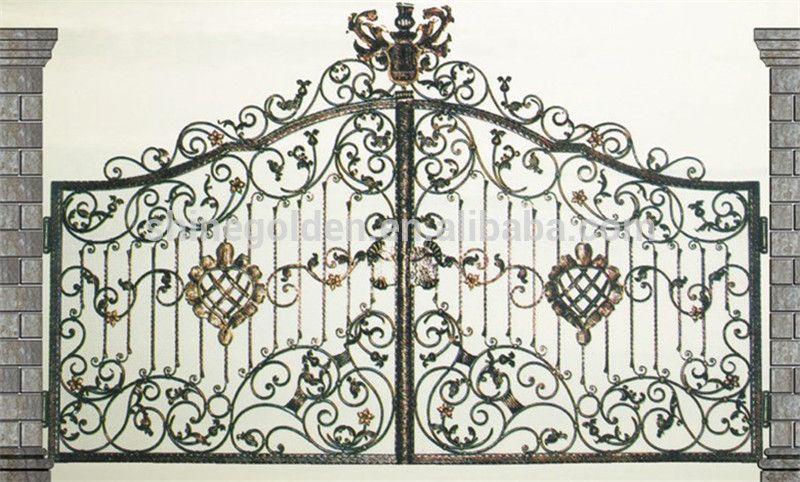 Vintage Cast Iron Garden Gate Buy House Gates Designs Decorative Wrought Iron Gates Cheap Wrought Iron Gate Iron Garden Gates Wrought Iron Gates Garden Gates