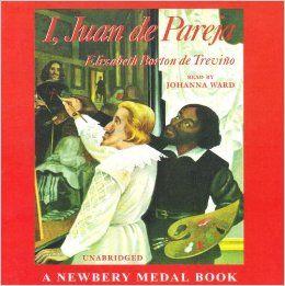 I, Juan De Pareja: Elizabeth Borton de Treviño: Book on CD - all