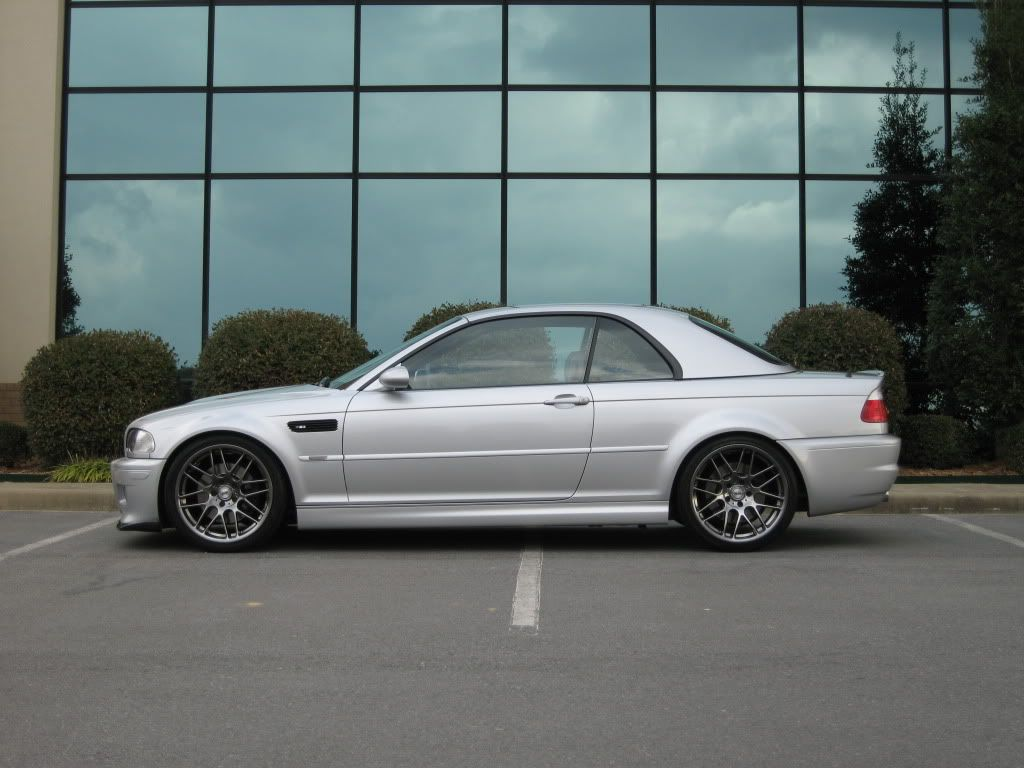 E46 Hardtop Convertible Pictures E46fanatics Bmw 3 Convertible
