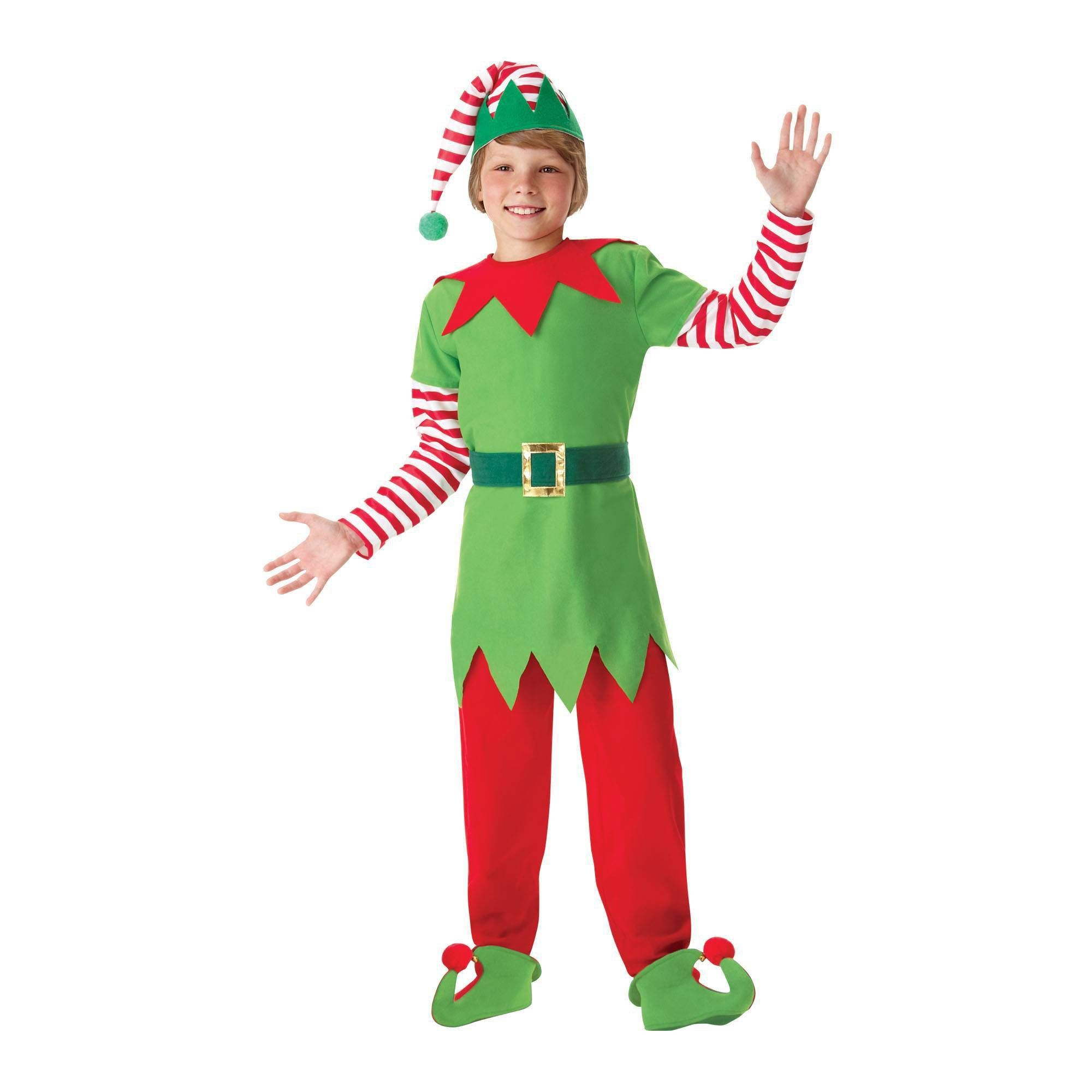 Santa's Helper Child's Costume L (1214) Amscan