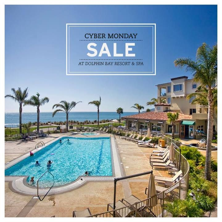 Cyber Monday Sale featuring stay rates starting at $249!