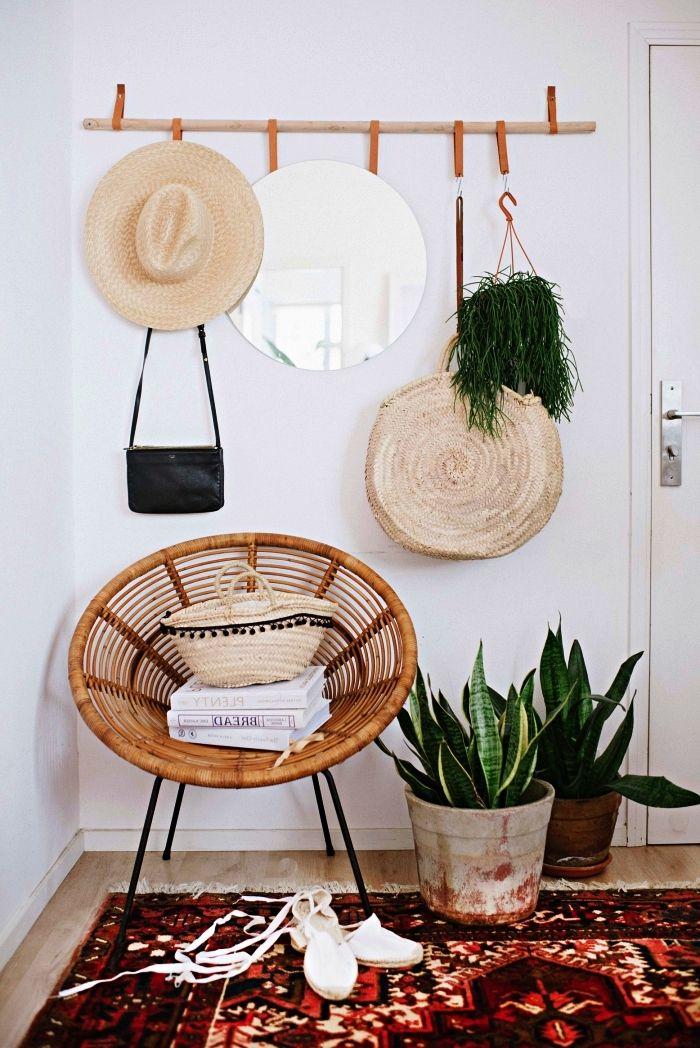 ▷ 1001 + idées pour la décoration et l'aménagement d'entrée réussie