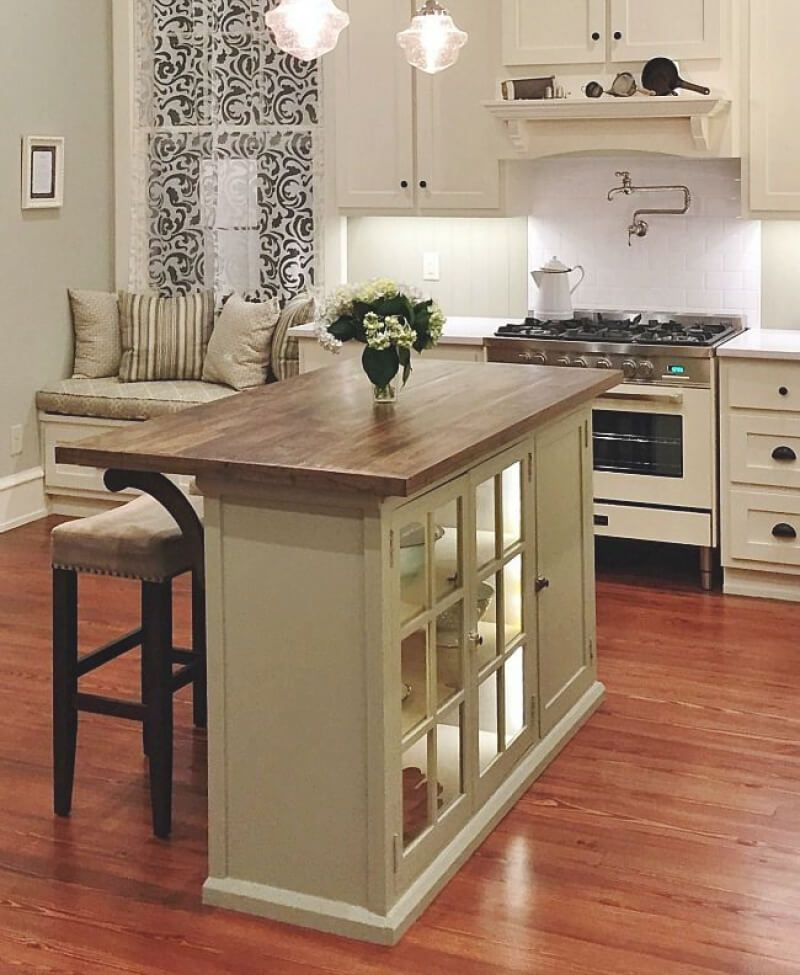 Isola cucina fai da te particolare! 17 idee originali per ...