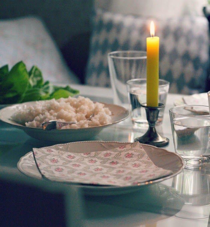 Dinner - korean style pulled pork, Bo Ssäm