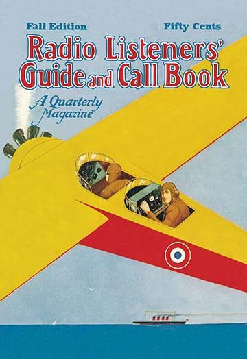 Radio Listeners' Guide and Call Book: Radio by Air