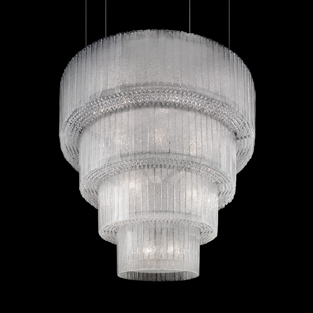 Large art deco style glass chandelier art deco style art deco and large art deco style glass chandelier arubaitofo Gallery