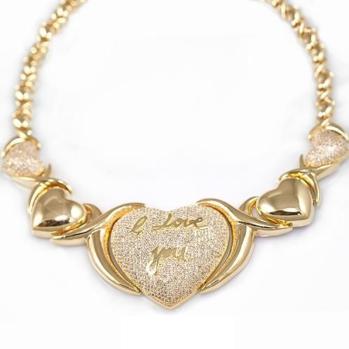 Pin On I Love You Jewelry Collection
