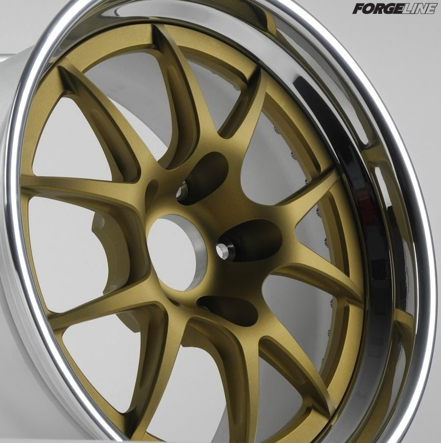 """Our """"new"""" (sort of) Matte Gold powder coat is now"""