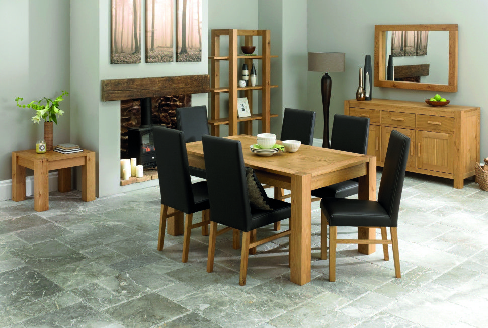 Dining Room Ideas:Black Leather Most Comfortable Dining Room ...