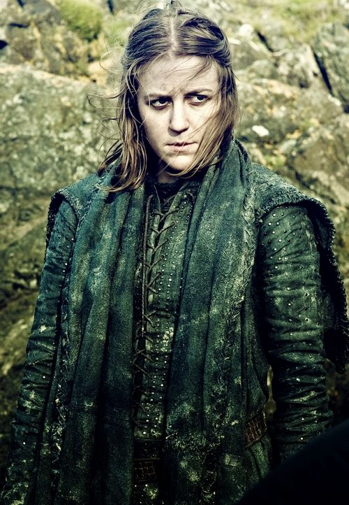 Asha Greyjoy of the Iron Islands