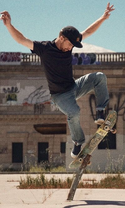 Comfort And Durability These Pants Are Built To Stretch And Last With 140 Years Of Experience Providing Skateboard Clothes Skateboard Skateboard Photography