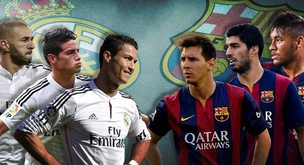 Real Madrid Vs Barcelona All Time Head To Head Stats Manchester United Top Real Madrid Madrid