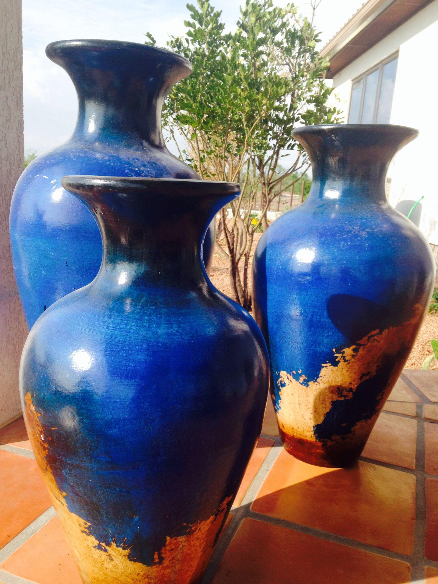 Mexican Vases Spanish Style Homes Pinterest Mexicans