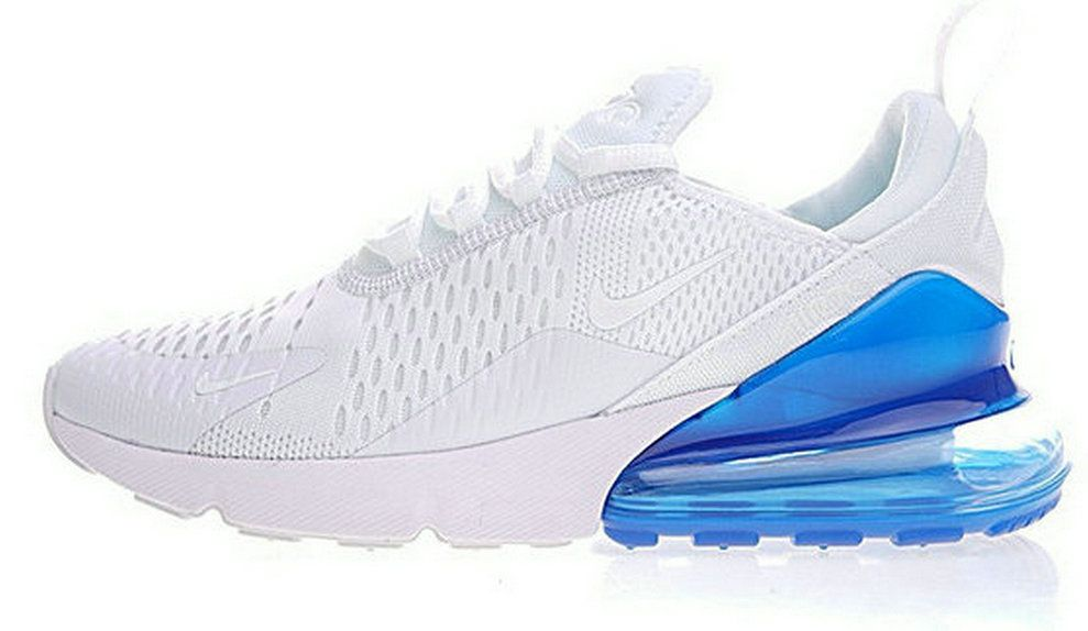 2bbd6bd7354 2018 的 Original Nike Air Max 270 White Blue Ah8050 100 Sneaker ...
