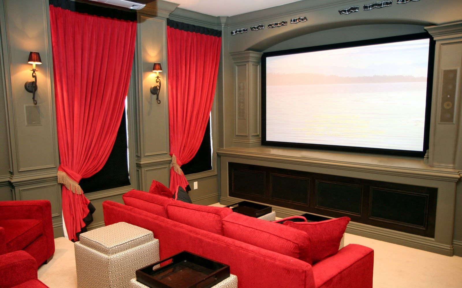 Pin By Scout Blaszczak On New House Home Theater Room Design Theater Room Design Home Theater Rooms