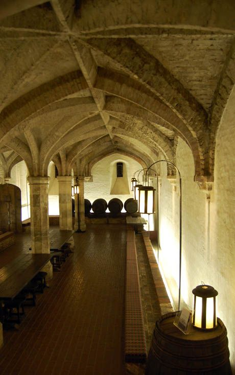 Henry VIIIu0027s wine cellar...underneath the current Ministry of Defense in London. & Henry VIIIu0027s wine cellar...underneath the current Ministry of ...