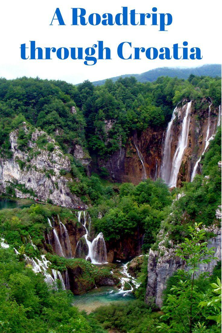 A roadtrip through Croatia, from Pula to Dubrovnik through Plitivice, Zadar…