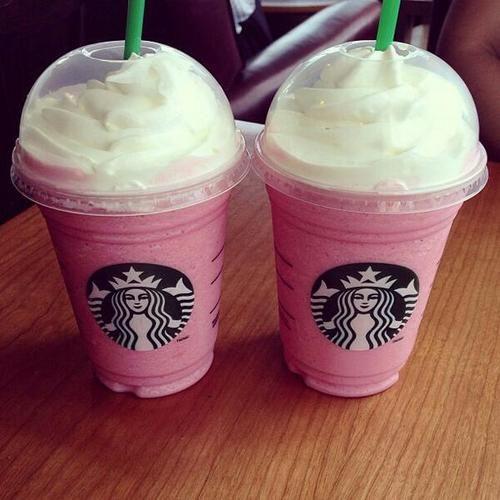 On The Secret Starbucks Menu Cotton Candy Frapp Vanilla Bean Frappuccino 1 Vanilla Bean Frappachino Starbucks Cotton Candy Frappuccino Starbucks Secret Menu